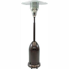 Dyna-Glo Premium Patio Heater DGPH201BR Propane 48000 BTU Hammered Bronze