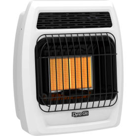 Dyna-Glo™ Liquid Propane Infrared Vent Free Thermostatic Heater IRSS12LPT-2P - 12,000 BTU