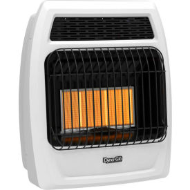 Dyna-Glo™ Natural Gas Infrared Vent Free Thermostatic Heater IRSS18NGT-2N - 18,000 BTU