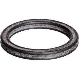220 Quad Ring (X-Ring), 1-3/8ID x 1-5/8OD, 70 Duro, Round, Black