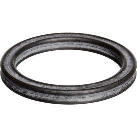 348 Quad Ring (X-Ring), 4-3/8ID x 4-3/4OD, 70 Duro, Round, Black