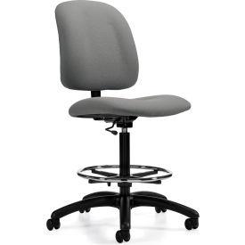 Global™ Goal - Drafting Chair - Stone (Gray)