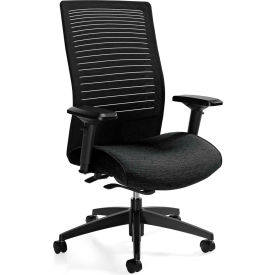 Global™ Office Chair with Weight Sensing Tilt - Fabric - High Back - Black -  sc 1 st  Global Industrial : global office chairs - Cheerinfomania.Com