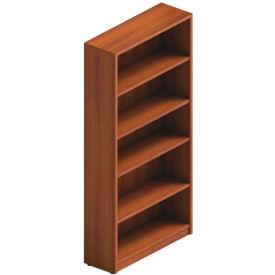 "Global™ Bookcase, 5 Shelves - 72""H - Avant Honey - Adaptabilities Series"
