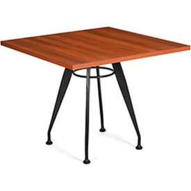 "Global™ Meeting Table - 42"" Square - Laminate - Avant Honey"