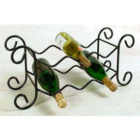 Grace Manufacturing Wine Rack 6 Bottle (Champagne)