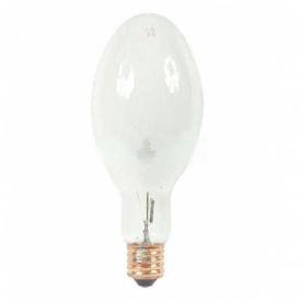 GE 43829 MVR400/C/U Metal Halide Bulb ED-37 Mogul E39, 400W, 23000 Lumens, 70 CRI, Coated