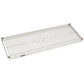 "Nexel S2136EP Nexelate Wire Shelf 36""W x 21""D with Clips"