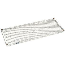 """Nexel S2136EP Nexelate Wire Shelf 36""""W x 21""""D with Clips"""