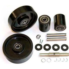 GPS Complete Wheel Kit for Manual Pallet Jack GWK-1043-CK - Fits Specific Uline Models