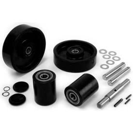 GPS Complete Wheel Kit for Manual Pallet Jack GWK-CPI-CK - Fits Wesco Model # CPI