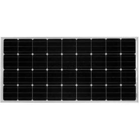 160 WATT / 8.61 AMP Monocrystalline Off-Grid Solar Panel