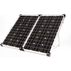 120 WATT / 6.6 AMP Portable Solar Charging Kit