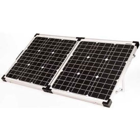 80 WATT / 4.4 AMP Portable Solar Charging Kit