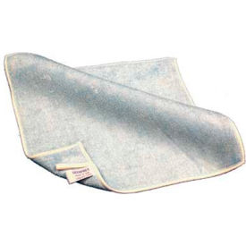 Microfiber Glass And Mirror Cleaning Towel - Light Blue