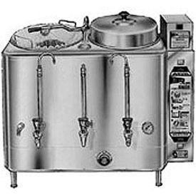 Coffee Urn, Twin 6 Gallon, Push Button Agitator