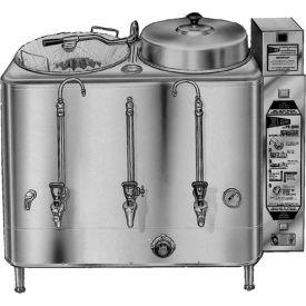 Coffee Urn, Twin 6 Gallon, Automatic Agitator