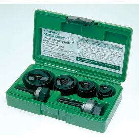 Greenlee® 7235BB Slugbuster® Punch & Die Set,1/2 To 1-1/4