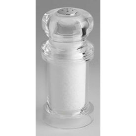 "Mr. Dudley® Peppermills MrD8101 - Kingston Acrylic Peppermill, Clear, 4-1/2""H x 2""W x 2""D"