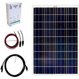 Grape Solar GS-100-KIT 100-Watt Off-Grid Solar Kit
