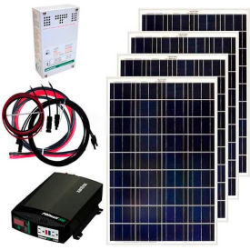 Grape Solar GS-400-KIT 400-Watt Off-Grid Solar Kit