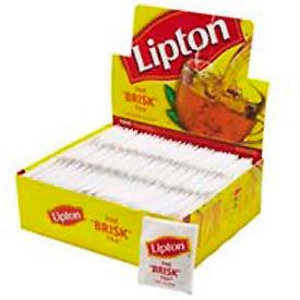 Lipton® Tea Bags, Decaffeinated, Single Cup Bags, 72/box