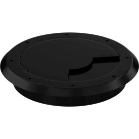 Offices To Go Grommet Cover, Black