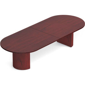 """Offices To Go™ Conference Table - Racetrack - 120""""L x 48""""W - Cordovan - Ventnor Series"""