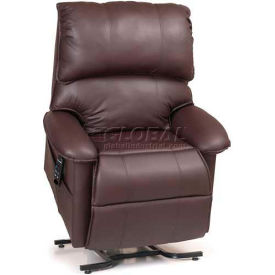 Maxi-Comfort Windsor Medium Lift Chair in Fern Green Velvet Fabric by