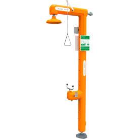 Guardian Equipment Heated Safety Station w/Eyewash, Top Inlet - GFR3100