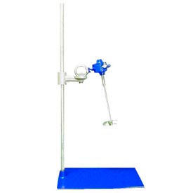 """Grovhac Air Powered Lab Mount with Base Agitator 2-1101 - 1/6 HP - (1) 3"""" Propeller"""