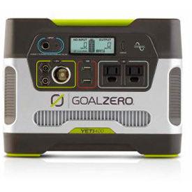 Goal Zero 23000, 300 Watts, Solar Generator, Solar, AC, Car, 120V