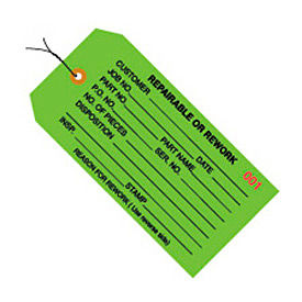 """#5 Wired Repairable/Rework 4-3/4"""" x 2-3/8"""" - 1000 Pack"""