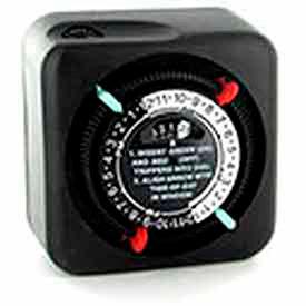 Hunter 429800 FX Analog Timer, White