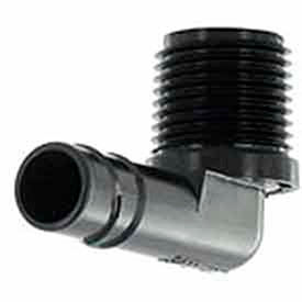 "Hunter HSBE050 1/2"" Swing Pipe Spiral Barb Joint"