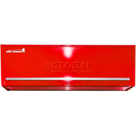 """Homak 60"""" CTS Canopy w/ Full Door Compartment - Red"""