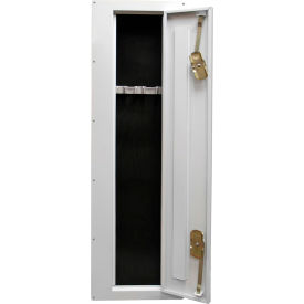 "Homak Between The Studs Wall Safe Storage Cabinet, 60-1/8""H"