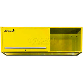 """Homak 60"""" CTS Canopy w/ Open Compartment - Yellow"""