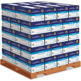 "Recycled Copy Paper - Hammermill® 86700PLT - 8-1/2"" x 11"" - White - 200,000 Sheets"