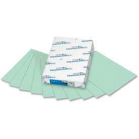 """Hammermill® Fore MP Colors Paper, 8-1/2"""" x 11"""", 20 lb, Green, 500 Sheets/Ream"""