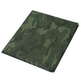 10' x 12' Camouflage/Green Tarp