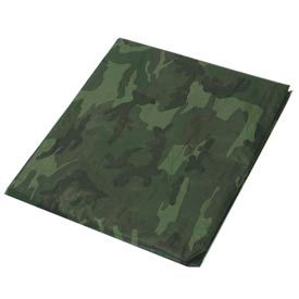 20' x 20' Camouflage/Green Tarp