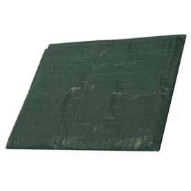 6' x 8' Medium Duty 4.5 oz. Tarp, Forest Green - G6x8