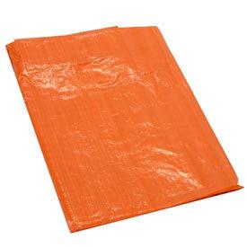 30' x 50' High Visibility Orange Tarp 3.3 OZ.