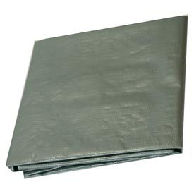 40' x 50' Medium Duty 6 oz. Tarp, Silver - S40x50