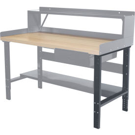 "Hallowell Workbench Adjustable Leg, 24""D"
