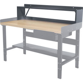 "Hallowell Workbench Riser, 72""W x 10""D x 12""H"