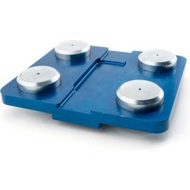 Hudson Hauler Omni-Directional Low-Profile HD Aluminum Material Handling Mover 2400 Lb. Cap.