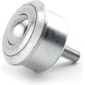 "Hudson SHDBT-1 3/16 SS HD 1-3/16"" Stainless Steel Ball 3/16"" Stud in Stainless Steel Housing"