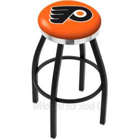 Holland Bar Stool 1 x Philadelphia Flyers Orange Vinyl 25